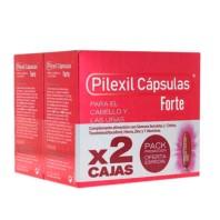 Pilexil Forte Anticaída, DUPLO 2x100 cápsulas