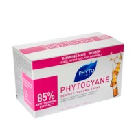 PhytoCyane Caída Mujer 12 ampollas
