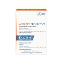 Ducray Anacaps Progressiv, 30 cápsulas | Farmaconfianza