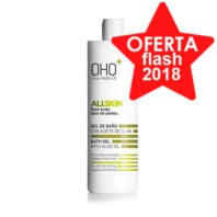 OHO Gel de Baño con Aceite de Oliva, 750 ml