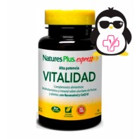 Nature's Plus Express Vitalidad, 30 cápsulas|Farmaconfianza