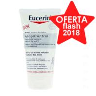 Eucerin AtopiControl Crema de Manos, 75 ml|Farmaconfianza