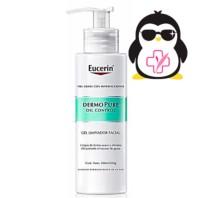 Eucerin DermoPure Gel Limpiador, 200 ml