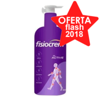 Fisiocrem Gel Active XXL, 600 ml. | Farmaconfianza