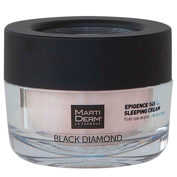 Martiderm Black Diamond Epigence 145 Sleeping Cream | Farmaconfianza
