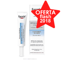 Eucerin Hyaluron Filler Textura Enriquecida Contorno de Ojos ! Farmaconfianza