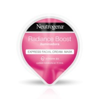 Compra Online Neutrogena Radiance Boost Mascarilla Exprés Facial Iluminadora