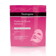 Compra Online Neutrogena Radiance Boost Mascarilla Hidrogel Facial Iluminadora