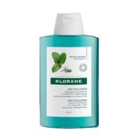 Klorane Champú Detoxificante a la Menta Acuática, 200 ml | Compra Online