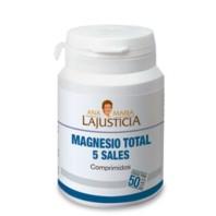 Ana María Lajusticia Magnesio Total 5 sales, 100 comprimidos | Farmaconfianza