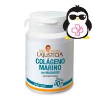 Ana María Lajusticia Colágeno Marino con Magnesio sabor Limón, 180 comprimidos | Farmaconfianza