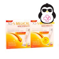 XLS Medical DUPLO Max Strength, 2 x 60 sticks