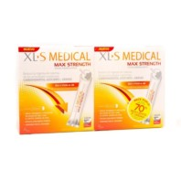 XLS Medical DUPLO Max Strength, 2 x 60 sticks