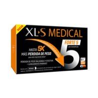Compra Online XLS Medical Forte x5, 180 capsulas | Farmaconfianza