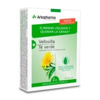 Arkopharma Vellosilla y Té Verde, 40 cápsulas | Compra Online
