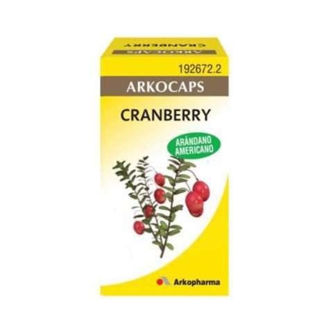 Arkocaps Cranberry 45 cápsulas, 22g. ! Farmaconfianza