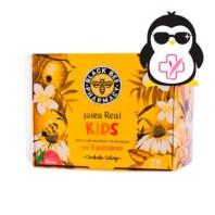 Black Bee Pharmacy Jalea Kids con equinacea sabor fresa, 20 ampollas | Farmaconfianza