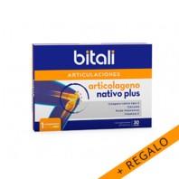 Bitali Articolágeno Nativo Plus, 30 comprimidos + REGALO Cold Hot Pack | Farmaconfianza
