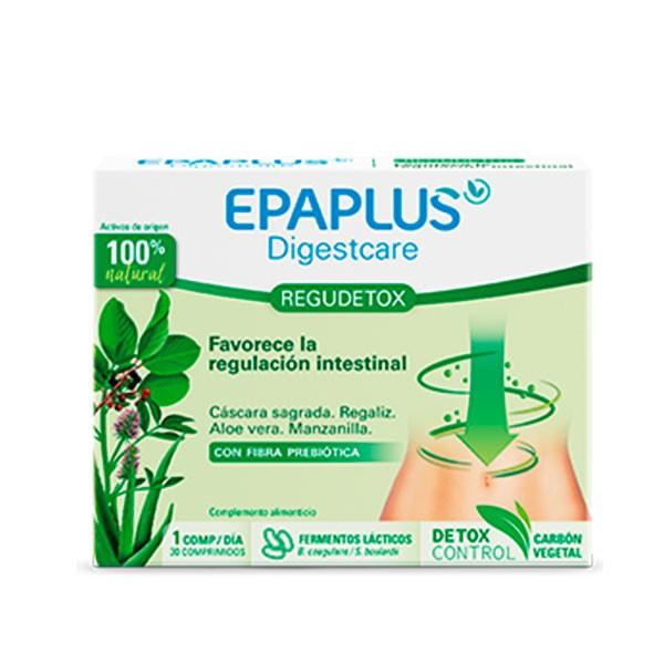 Epaplus Digestcare Regudetox, 30 comprimidos | Compra Online
