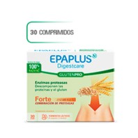 Epaplus Digestcare Glutenpro Forte, 30 comprimidos | Compra Online