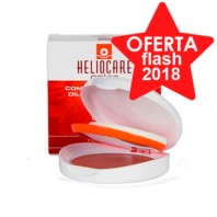 Heliocare Compacto Oil-Free Color Light SPF50