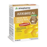 Arko Real Jalea Real Vitaminada Forte 250 mg, 30 | Farmaconfianza