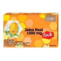 Arko Real Jalea Real Forte 1000 mg, 20 ampollas   Farmaconfianza