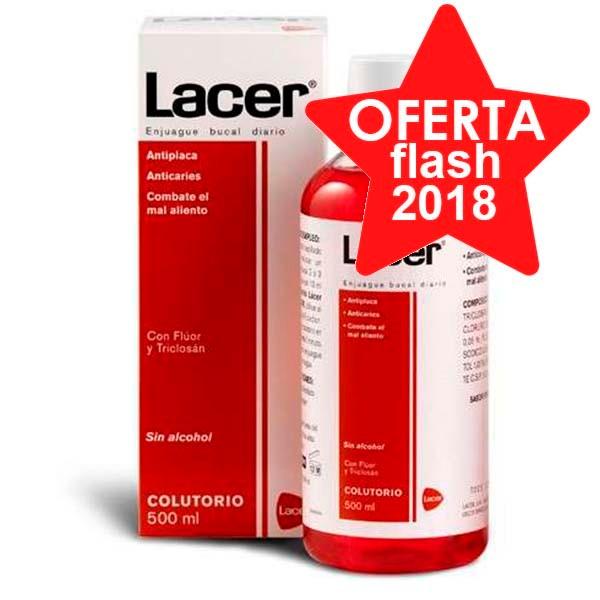 Lacer Colutorio 500 ml. ! Farmaconfianza