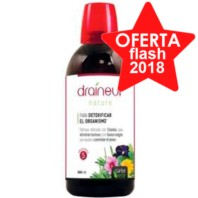 SANTÉ VERTE Draineur Nature 500 ml