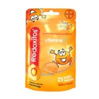 Redoxitos Vitaminas y Defensas para Niños, 25 perlas blandas | Compra Online