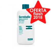 ISDIN Germisdin Higiene Corporal para piel seca, 1000 ml | Farmaconfianza
