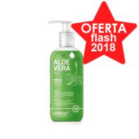 Dderma Gel Hidratante de Aloe Vera, 250 ml | Farmaconfianza