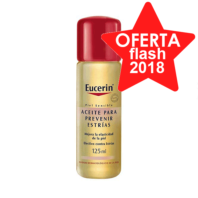 Eucerin Aceite natural antiestrías 125 ml