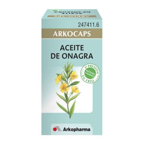 Arkocápsulas ACEITE DE ONAGRA 200 cápsulas
