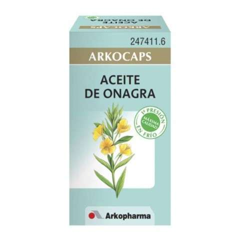 Arkocaps Aceite de Onagra 50 cápsulas, 35 g. ! Farmaconfianza