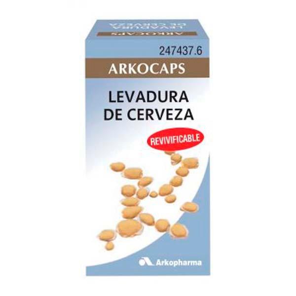 Arkocaps Levadura de Cerveza, 48 cápsulas ! Farmaconfianza