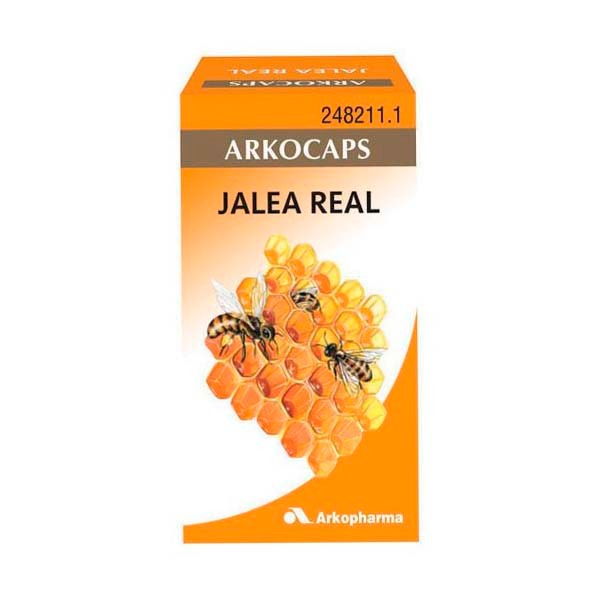 Arkocaps Jalea Real, 45 cápsulas ! Farmaconfianza