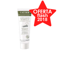 Cattier Crema Exfoliante Facial, 100 ml.