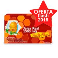 Arko Real Jalea Real Forte Plus 1500 mg, 20 ampollas | Farmaconfianza