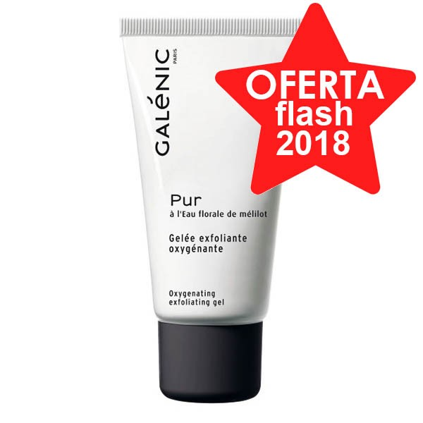 Galénic Pur Gel Exfoliante, 75 ml. ! Farmaconfianza