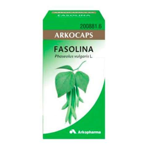 ARKOCAPS Fasolina 84 cápsulas ! Farmaconfianza