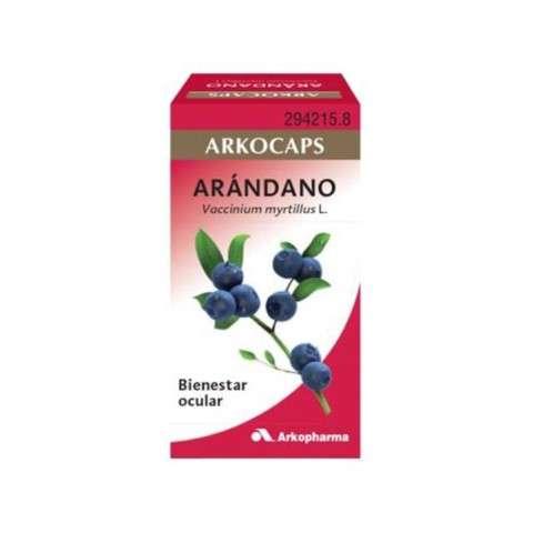 Arkocaps Arándano 45 cápsulas, 21g. ! Farmaconfianza