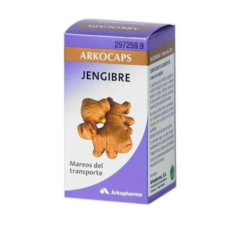 Arkocaps Jengibre, 48 cápsulas. | Farmaconfianza