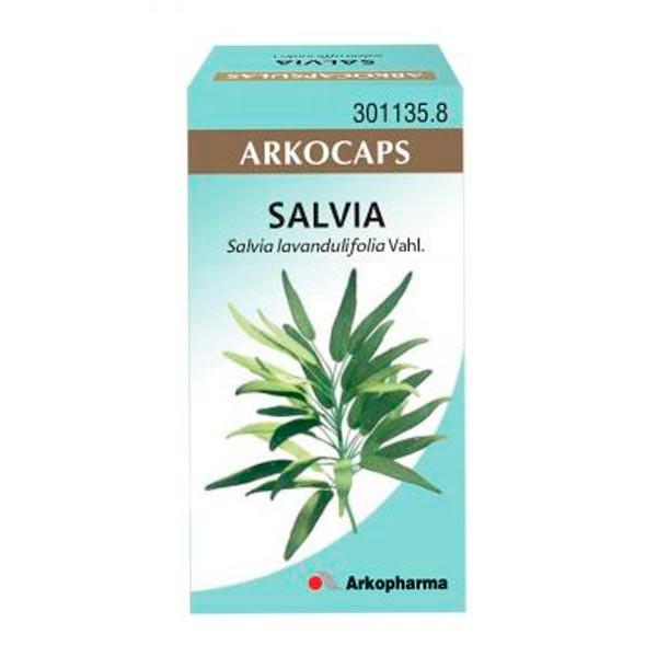 Arkocaps Salvia, 48 cápsulas ! Farmaconfianza