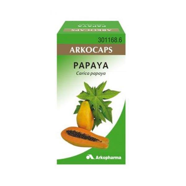 Arkocaps Papaya, 42 cápsulas ! Farmaconfianza