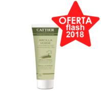 Cattier Arcilla Verde Lista para su Uso, 400g