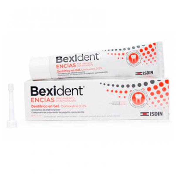 ISDIN Bexident Encías Gel con Clorhexidina, 75 ml   Farmaconfianza