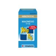Arkovital Magnesio y Vitamina B6, 30 cápsulas | Farmaconfianza