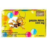Arko Real Jalea Real 250 mg Abeja Maya, 20 ampollas | Farmaconfianza