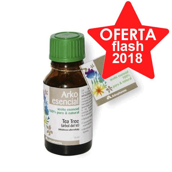 Arkoesencial Aceite Árbol del Té, 10 ml ! Farmaconfianza